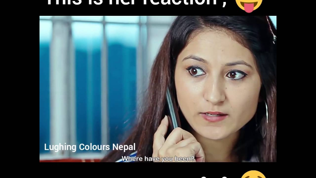 Funny nepali dating video of girl