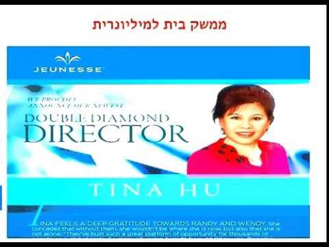 מצגת עסקית בעברית