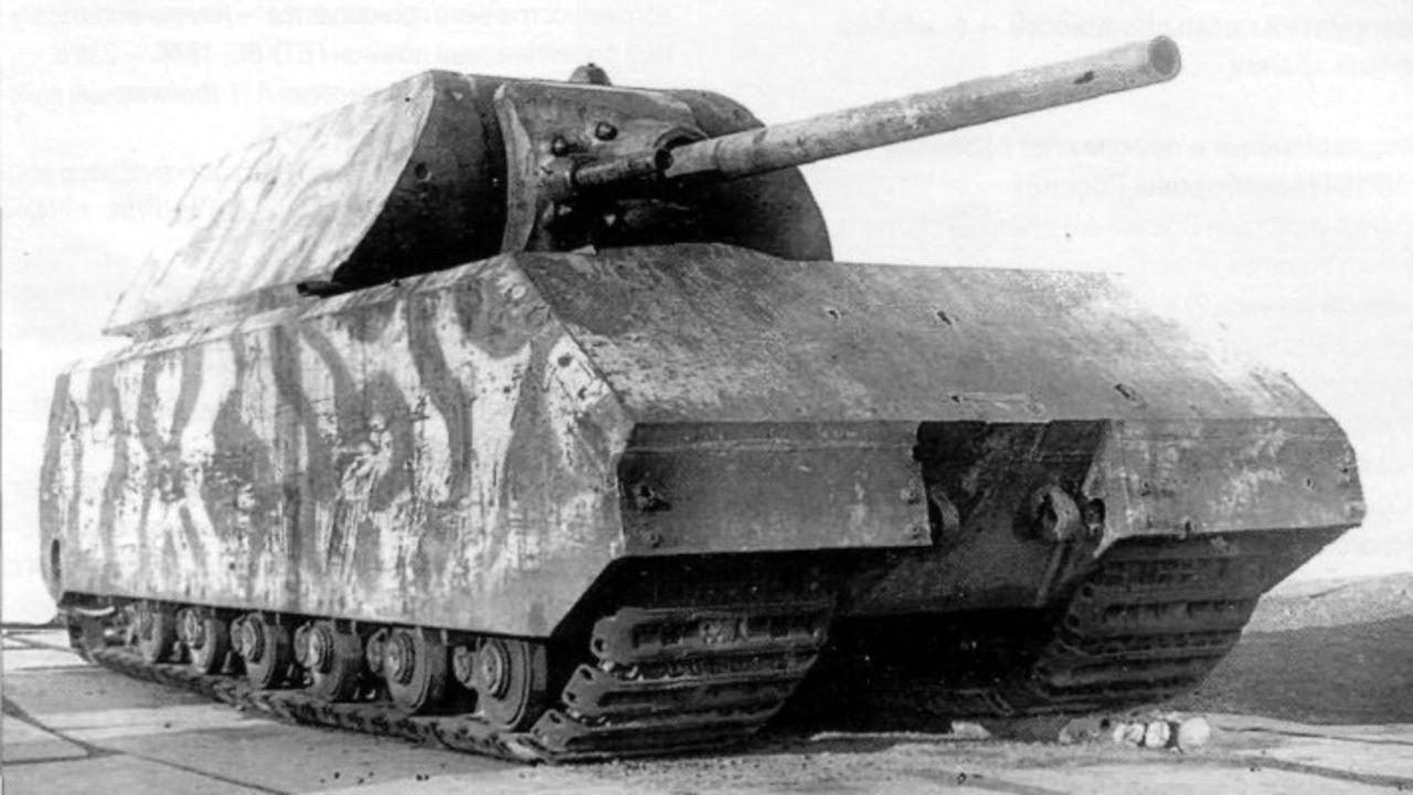 Panzerkampfwagen VIII Maus V1 prototype