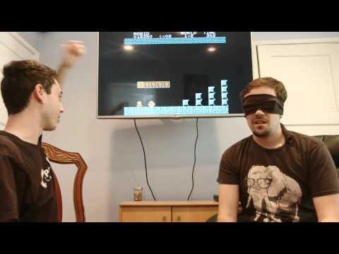 Blindfolded Super Mario PART 2