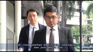 NUS law prof Tey could have faked mental condition - 04Apr2013