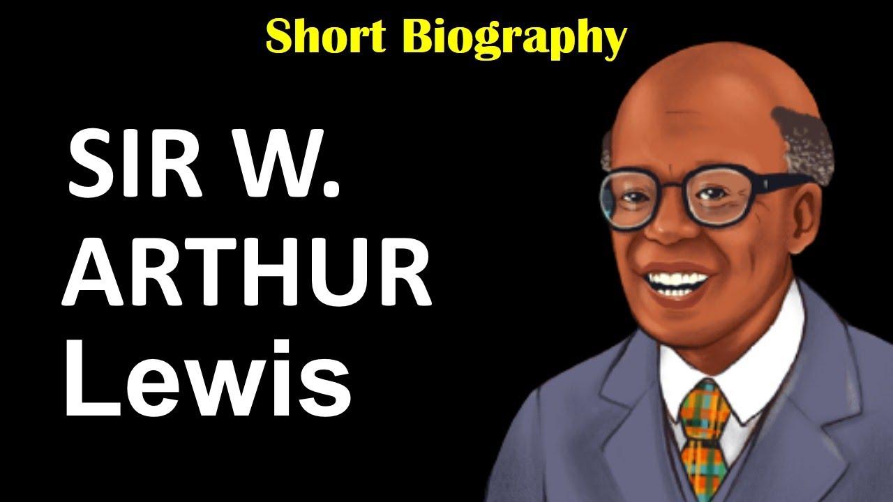 Sir W. Arthur Lewis: Google celebrates economist, professor with ...