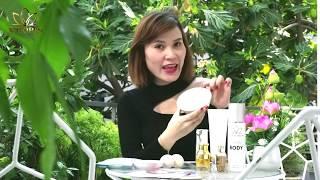 5 Phút Trắng Sáng Da Cùng X'Doris l Premium Cosmetics X'Doris