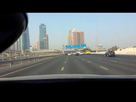 Road Trip: Dubai to Abu Dhabi Part II 19.09.2017