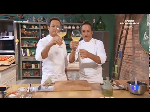 Biosabor en torres en la cocina de tve1 youtube for Torres en la cocina youtube