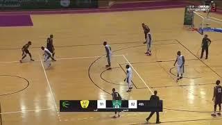 """نهائي الدوري السعودي لكرة السلة بالقناة الرياضية السعودية الاستاذ حسين الاحمد يثني على """"جاسم الصالح"""""""