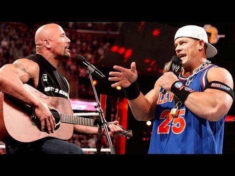 WWE Mashup: John Cena & The Rock (DALYXMAN)