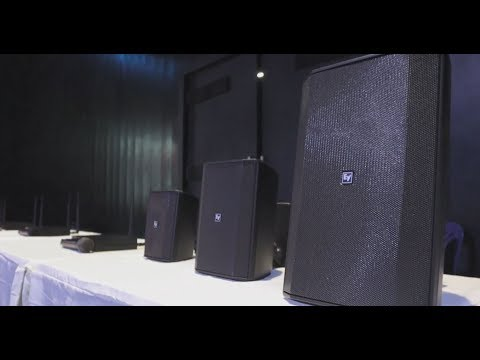 Electro-Voice Loud & Clear in Asia Pacific