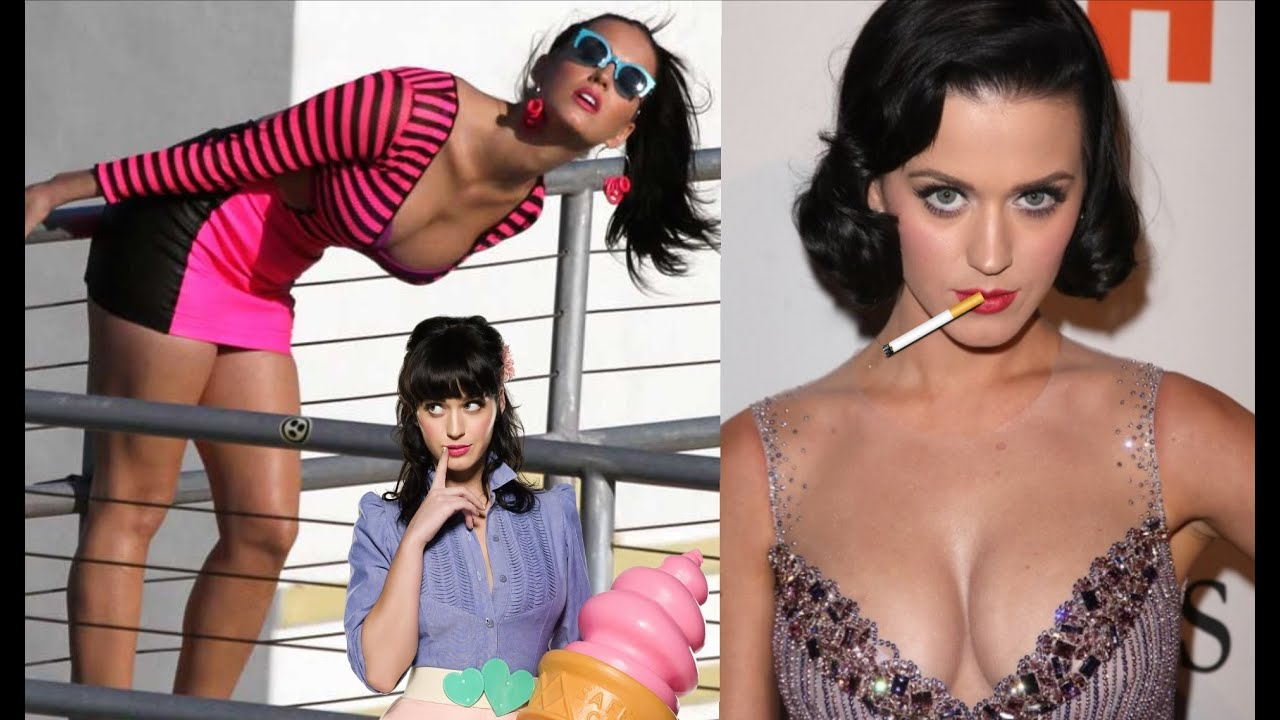Katy Perry's Dirty Diet Secrets Revealed