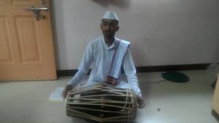 How To Play Varkari Pakhawaj