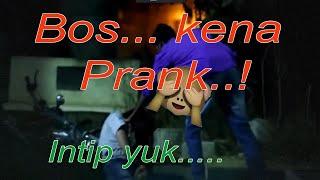 Ngerjain orang di jalan,MAKE UP SERAM!!!!!NGAKAK!!!!