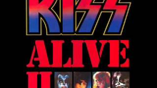 Kiss - Alive II (1977) - Tomorrow And Tonight