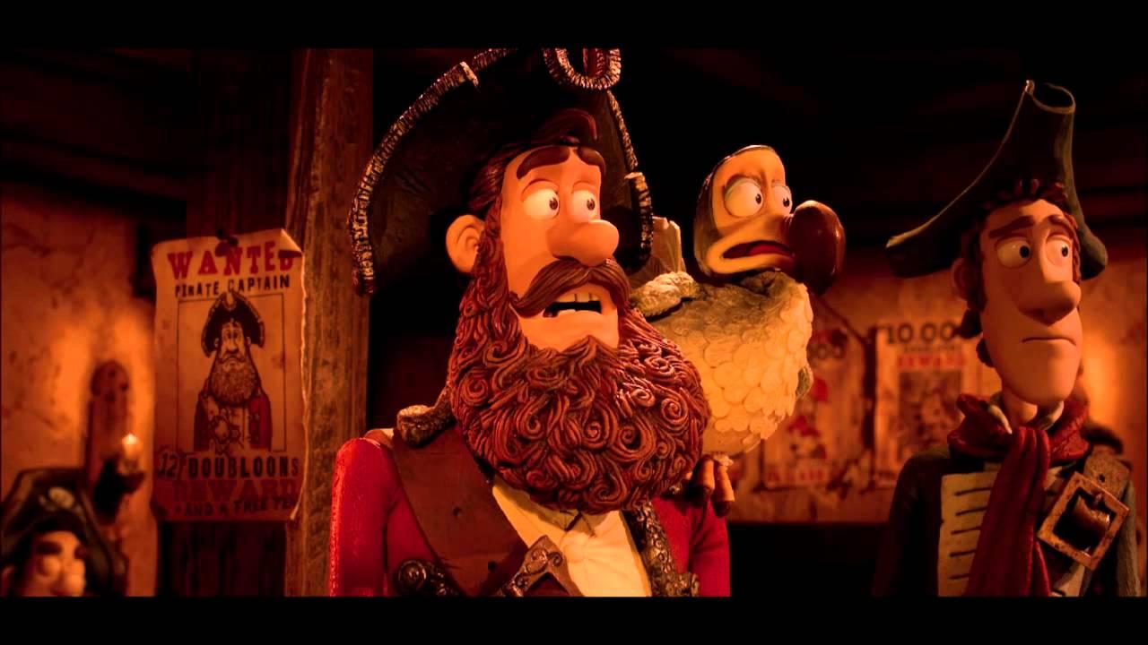 Die Piraten! – Ein Haufen Merkwürdiger Typen