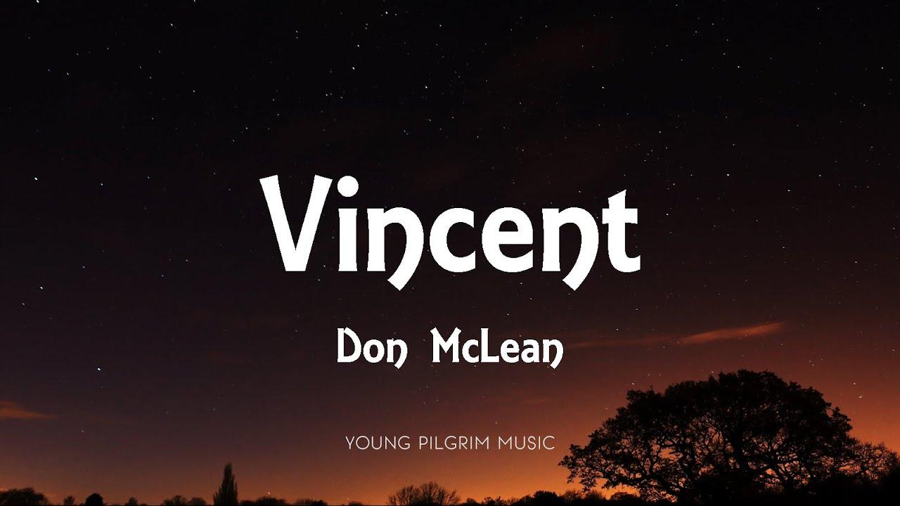 Download Don McLean - Vincent (Lyrics)