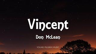 Don McLean - Vincent (Lyrics)