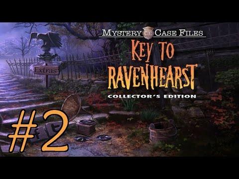 Mystery Case Files: Key To Ravenhearst Walkthrough Part 2