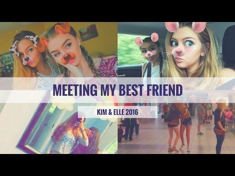 meeting my best friend (kimmi and elle)
