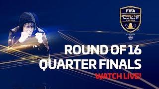 FIFA eWorld Cup 2019™ - Round of 16 & Quarter Finals - Portuguese Audio