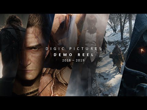 DIGIC Pictures Demo Reel 2018-2019