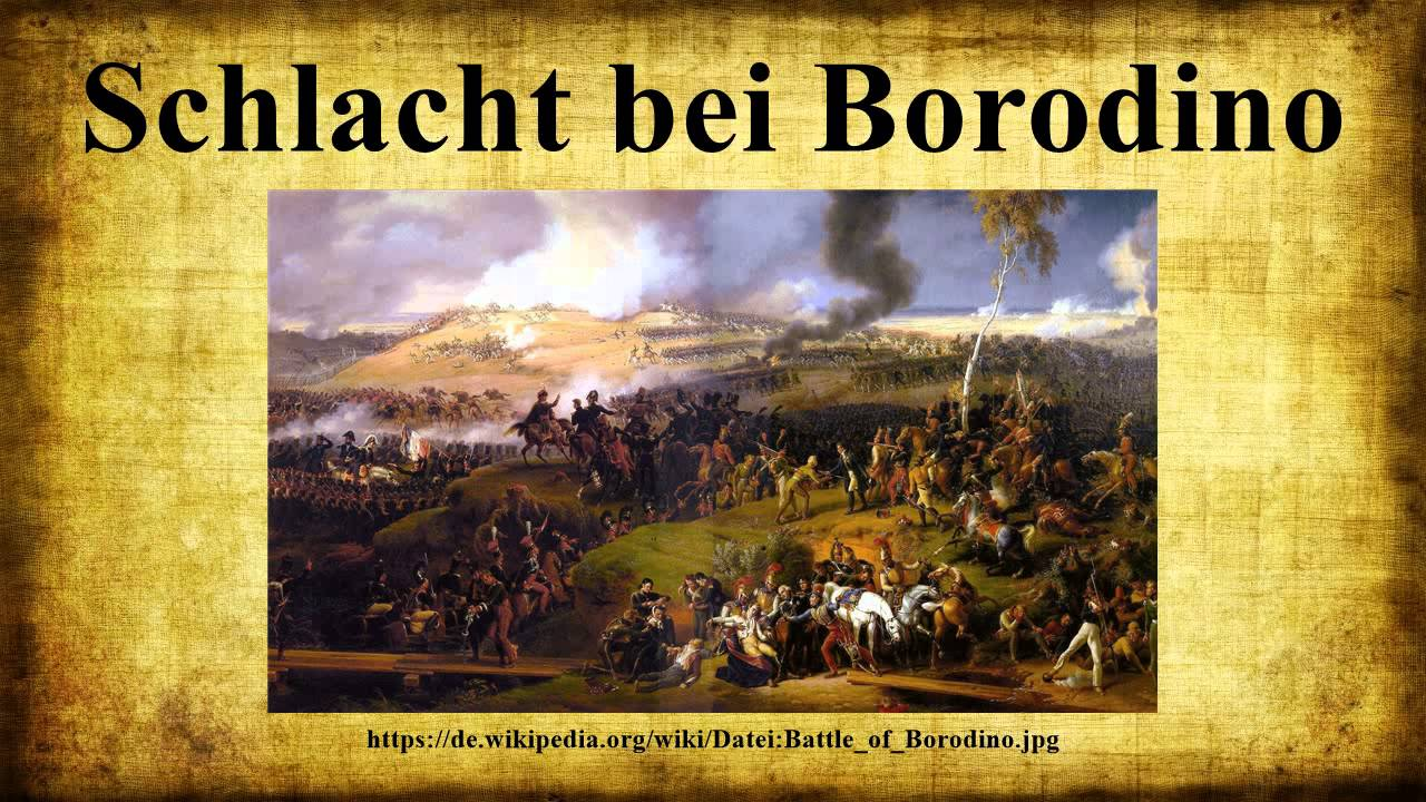 Schlacht Borodino