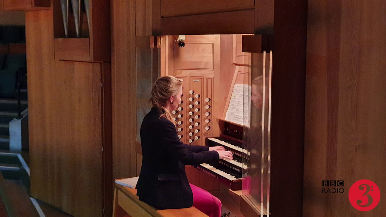 Patrick Gowers: Toccata