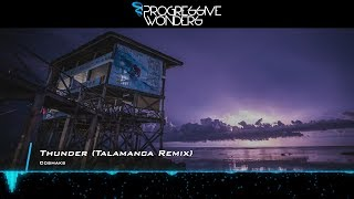 Cosmaks - Thunder (Talamanca Remix) [Music Video] [Emergent Shores]