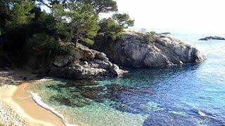 Отдых в Испании. Коста Брава(http://goo.gl/BQLMVk Коста Брава - знаменитый курорт в Испании, омываемый Средиземным морем., 2014-11-18T17:31:29.000Z)