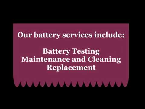 Car battery replacement Singapore
