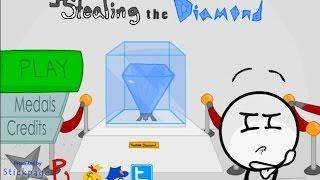 Stealing The Diamond - Full Gameplay Walkthrough