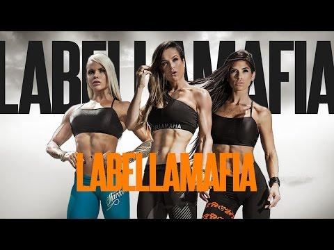 LABELLAMAFIA Fibo 2017 Catwalk | INCREDIBLE Fitness Fashion | Labellamafia clothing
