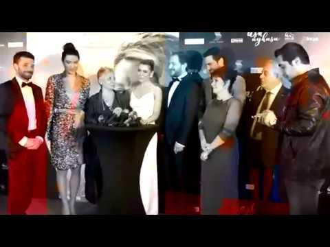 Aşk Uykusu Film Galasında Canlı Yayındaydık!