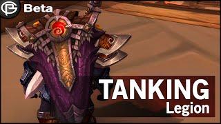 Legion Tanking Comparison