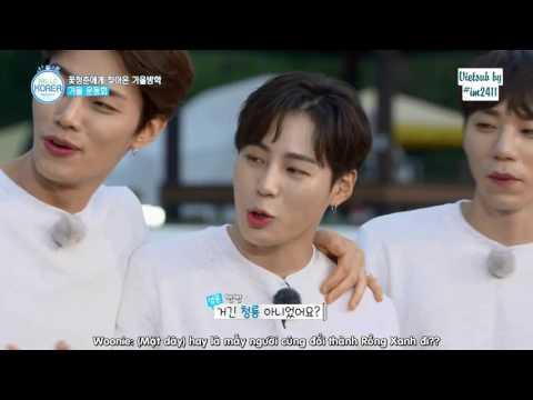[Vietsub] HOTSHOT - Hello Korea ss2 (ep2)