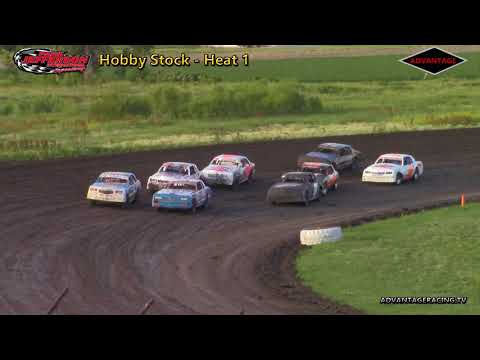 Sport Compact/Hobby Stock Heats - Park Jefferson Speedway - 6/9/18