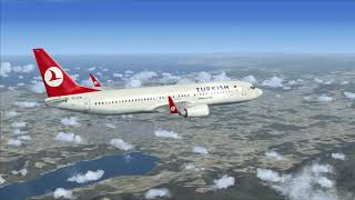 Fsx Eğitimler   -   Direct Gps Uçuş   -   Vfr İniş   -   Similasyonda Uçmak Bu