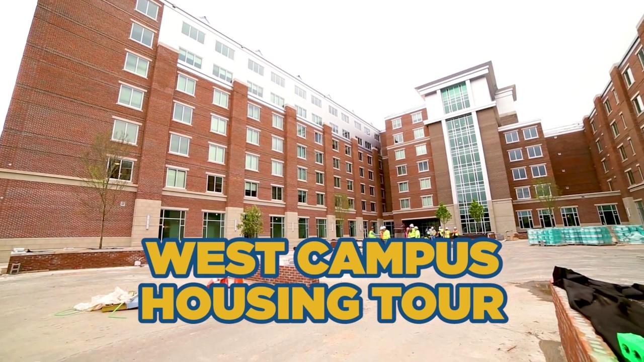 West Campus Housing Tour