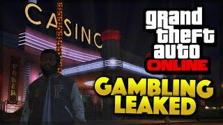 GTA 5 Online - Gambling Update Leaked & Casino Opening (GTA 5 Gameplay)