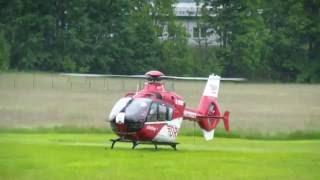 DRF Luftrettung Notarzt (D-HDRM) Christoph 46 Zwickau