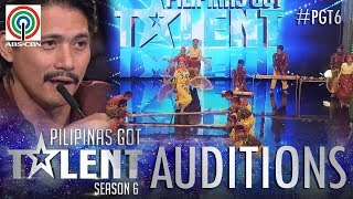 Pilipinas Got Talent 2018 Auditions: Salimpokaw Ko Masa Dance Troupe - Singkil Dance