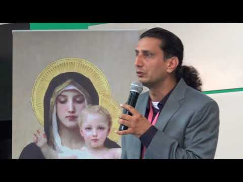 Afshin Javid - True Life in God Pilgrimage in Moscow