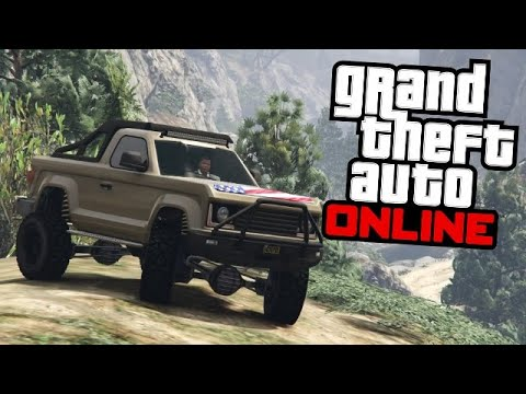 Top 5 Off-Road Vehicles in GTA 5 Part 2!!