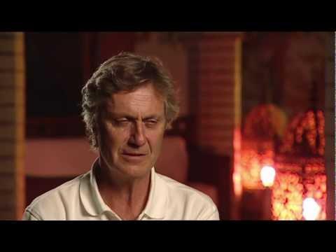 Salmon Fishing In The Yemen: On Set Interview Director Lasse Hallström [HD]