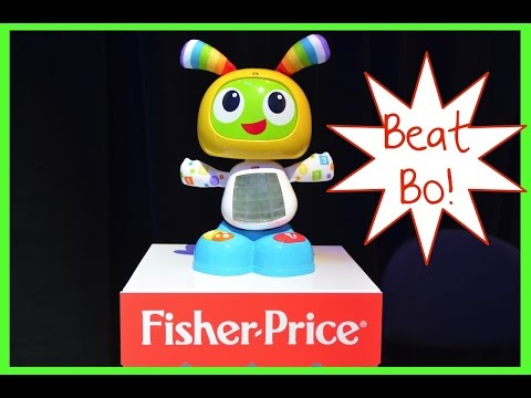 New! Fisher-Price Beat Bo Preview ~ 2015 Toy Fair NYC
