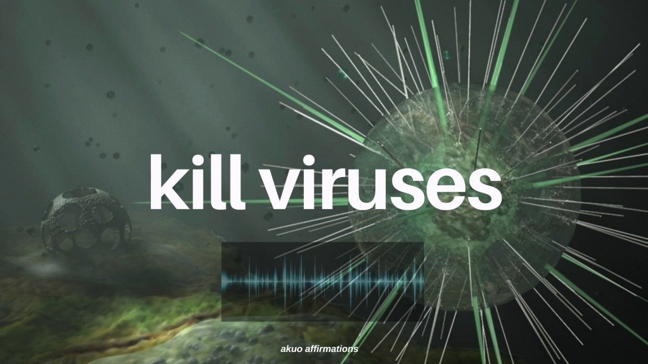 Get Rid of Viruses + Speed Up Healing Process Subliminal | Video