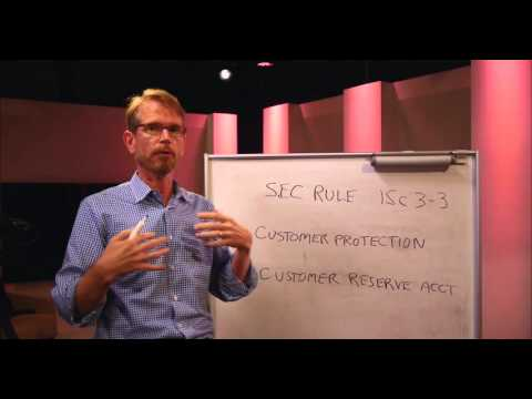 SEC Customer Protection Rule 15c3-3 Explained - NYIF
