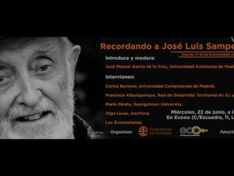 Recordando a José Luis Sampedro EsF