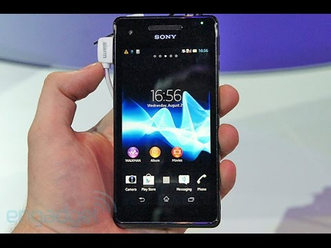 Sony Xperia V Hard Reset, Format Code solution