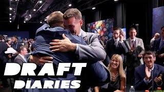 Mitchell Trubisky 2017 NFL Draft Journey All-Access   Chicago Bears   NFL