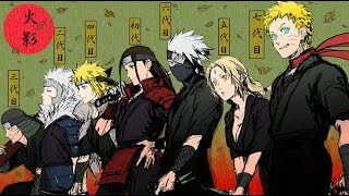 Naruto: Top 20 Strongest Kage