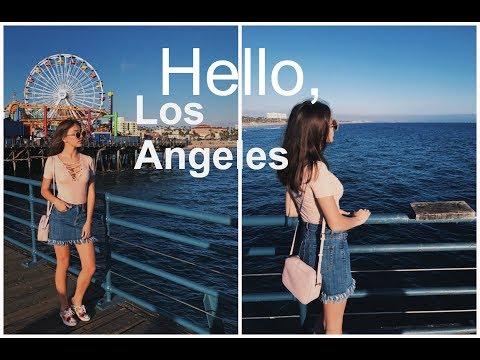 Hello,Los Angeles! Part 2  ВСЯ ПРАВДА О БОМЖАХ!  Меня ненавидит брат?